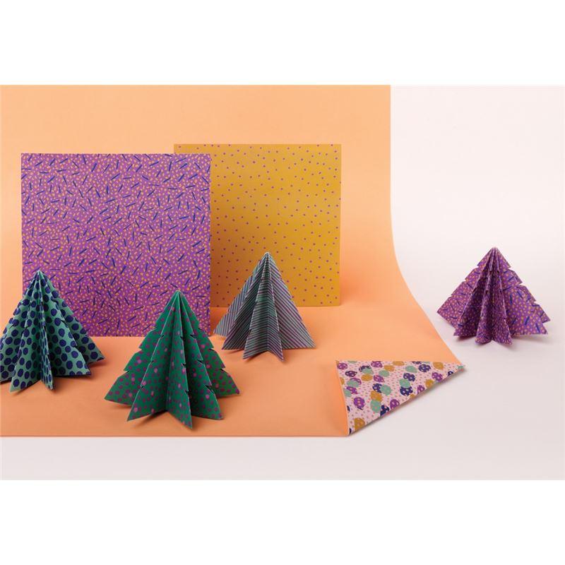 origami blue 36 feuilles bifaces mon petit art de l 39 atelier chez soi. Black Bedroom Furniture Sets. Home Design Ideas