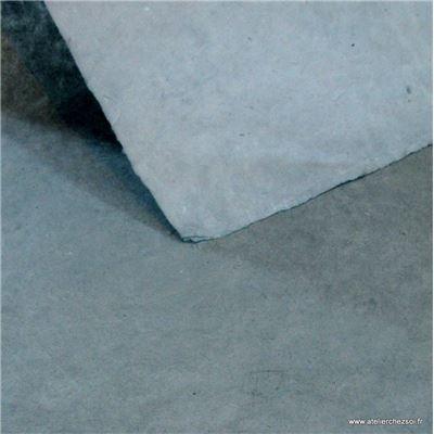 papier n palais uni couleur gris souris 50x75 cm de l 39 atelier chez soi. Black Bedroom Furniture Sets. Home Design Ideas