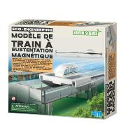 Kit scientifique Train à sustentation magnétique 4M Green Science