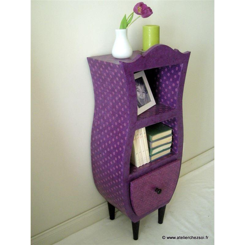 patron de meuble en carton etag re had le de l 39 atelier. Black Bedroom Furniture Sets. Home Design Ideas
