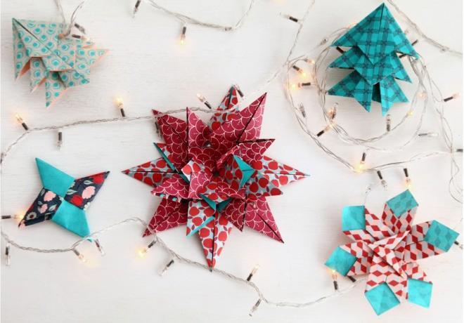 Papier Origami Pink Bifaces Mon Petit Art 36 Feuilles 15x15 Cm