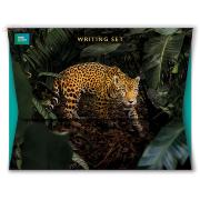 Set Papier à lettre Jaguar de la Jungle BBC Earth The Museums and Galleries