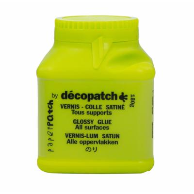Vernis-Colle Paperpatch 180g Satiné Décopatch