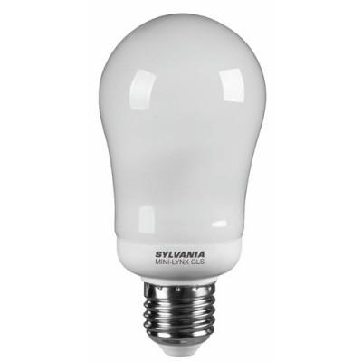 ampoule fluocompacte e27 15w 2700 k 820 lumen de l 39 atelier chez soi. Black Bedroom Furniture Sets. Home Design Ideas