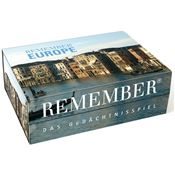 Jeu de Memory Europe 44 paires Remember