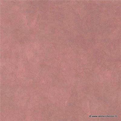 Papier n palais uni couleur terre de sienne 50x75 cm de l 39 atelier chez soi - Couleur terre de sienne ...