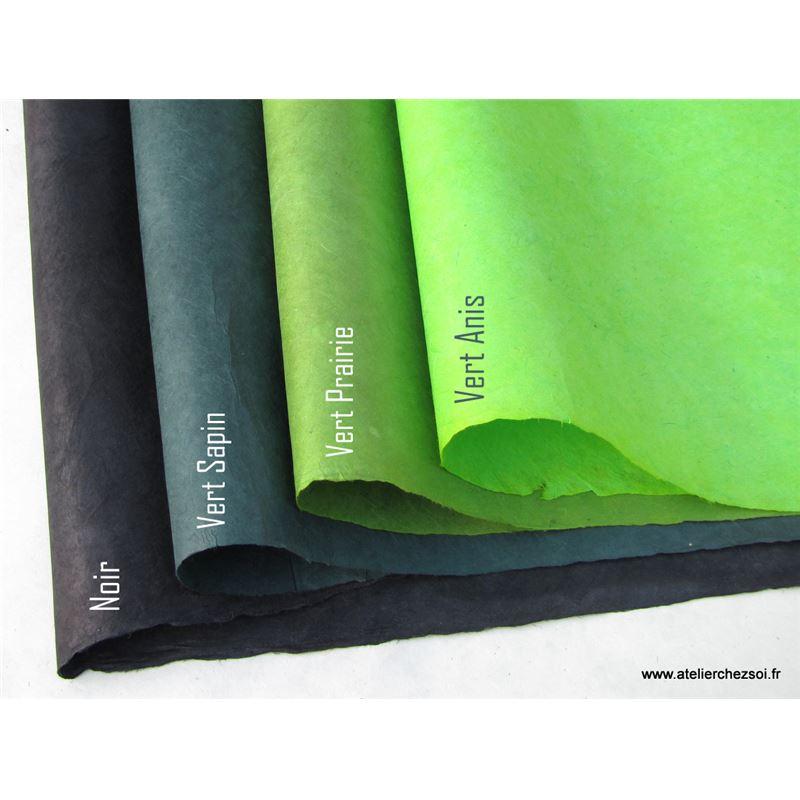 papier n palais uni couleur vert sapin 50x75 cm de l 39 atelier chez soi. Black Bedroom Furniture Sets. Home Design Ideas