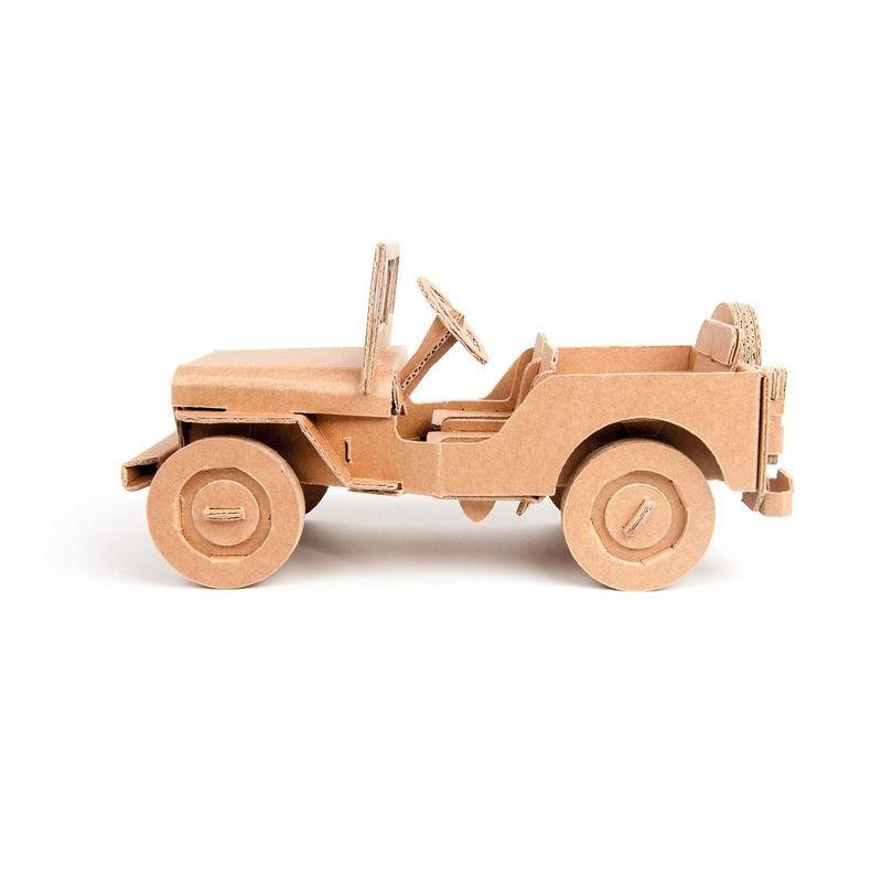 Kit voiture carton