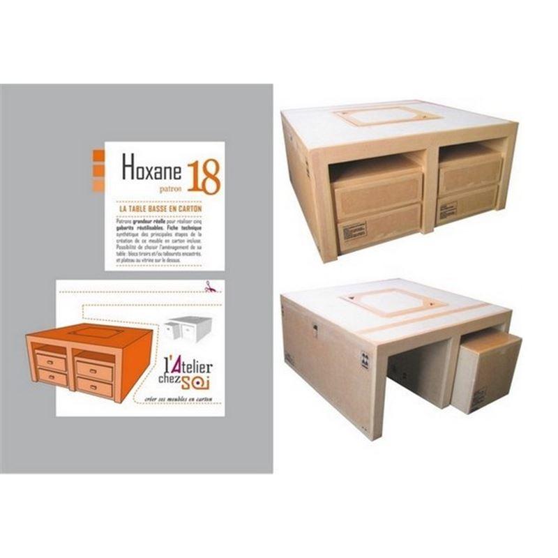 P18 Patron de meuble en carton   Table basse Hoxane 1 z Résultat Supérieur 50 Incroyable Table Meuble Stock 2018 Hdj5
