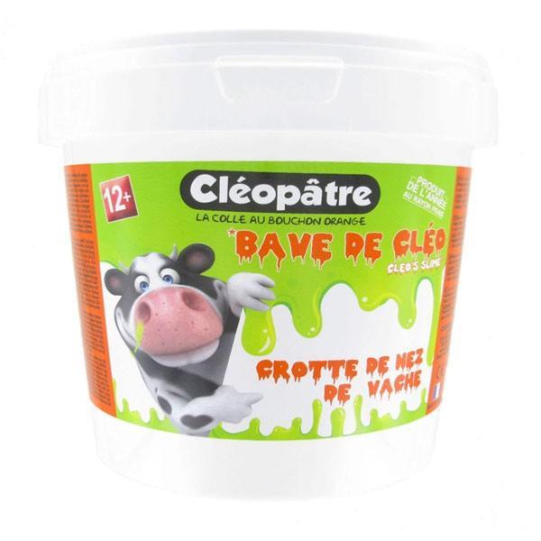 Kit Fabrication Slime Vert Crotte De Nez Bave De Cléo