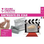 Kit de Moulage Alginate Empreinte de Star Graine Créative
