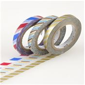 Masking Tape Slim Twist C - Set 3 Rouleaux 6mm x 10m