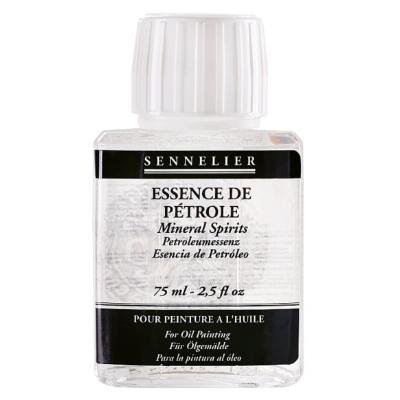 Essence de Pétrole Flacon 75 ml Sennelier