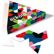Jeu de Domino Triangle Eckolo Remember