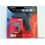 Pistolet à colle chaude thermofusible standard 40W Ø12 mm