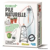 Fabrique une Pile Naturelle - 4M Green Science