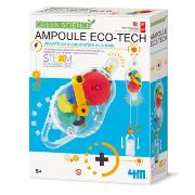 Kit scientifique Ampoule Eco-Tech à fabriquer 4M Green Science