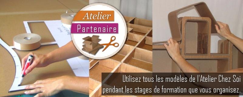 devenez atelier partenaire de l 39 atelier chez soi. Black Bedroom Furniture Sets. Home Design Ideas