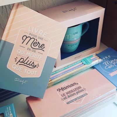 Offre sp ciale f te des m res 2017 cadeaux maman l 39 atelier chez soi - Fete des mamans 2017 ...