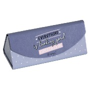 Etui à lunettes pliable Everything is looking good Mr Wonderful