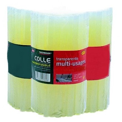 125 Bâtons colle thermofusible 2,5kg Ø12mm 20cm